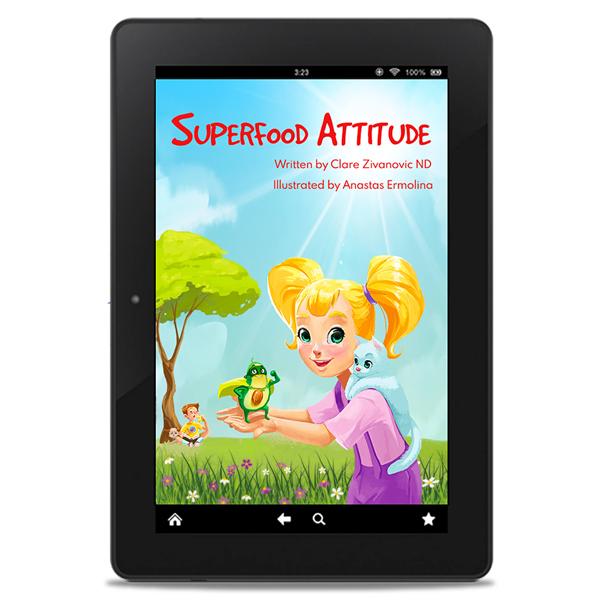 Digital Book - Superfood Attitude